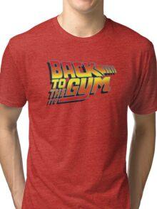 Back To The Gym Tri-blend T-Shirt