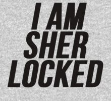 I Am Sher Locked by Alan Craker