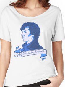 Sherlock Holmes T-shirt Women's Relaxed Fit T-Shirt