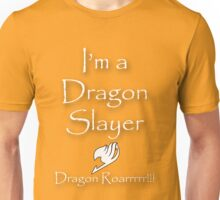 The Dragon Slayer Unisex T-Shirt