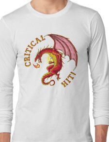 Critical Hit! Long Sleeve T-Shirt