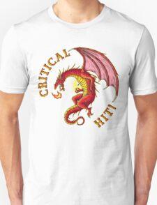 Critical Hit! Unisex T-Shirt