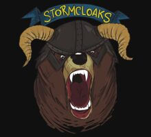 The Stormcloaks V.2 Kids Tee