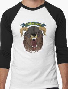 The Stormcloaks V.2 Men's Baseball ¾ T-Shirt