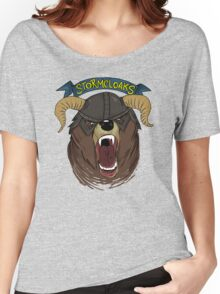 The Stormcloaks V.2 Women's Relaxed Fit T-Shirt