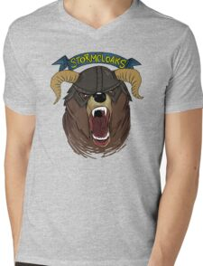 The Stormcloaks V.2 Mens V-Neck T-Shirt