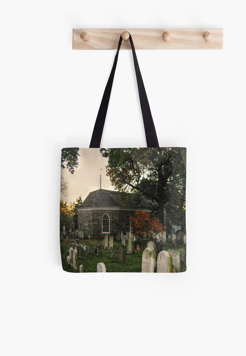 Old Dutch Reformed Church and Burial Ground, Sleepy Hollow, NY by Jane Neill-Hancock