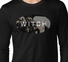 WITCH In Arms Long Sleeve T-Shirt