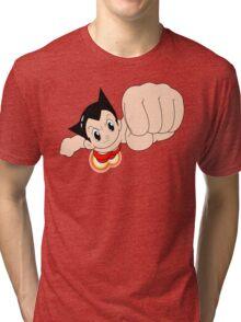 Astro Boy punch Tri-blend T-Shirt
