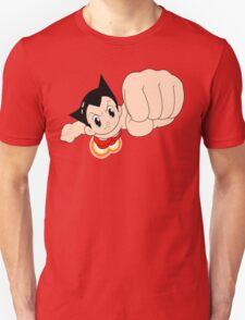 Astro Boy punch Unisex T-Shirt