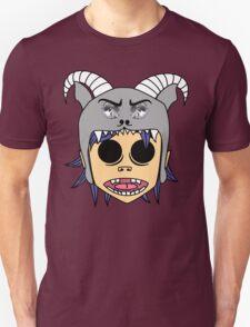 A Scary Gargoyle on a Tower Unisex T-Shirt