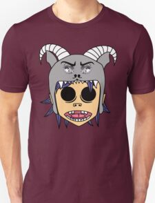 A Scary Gargoyle on a Tower T-Shirt