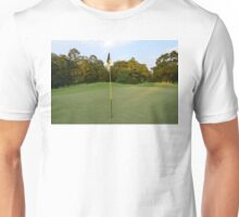 Putting Green Unisex T-Shirt