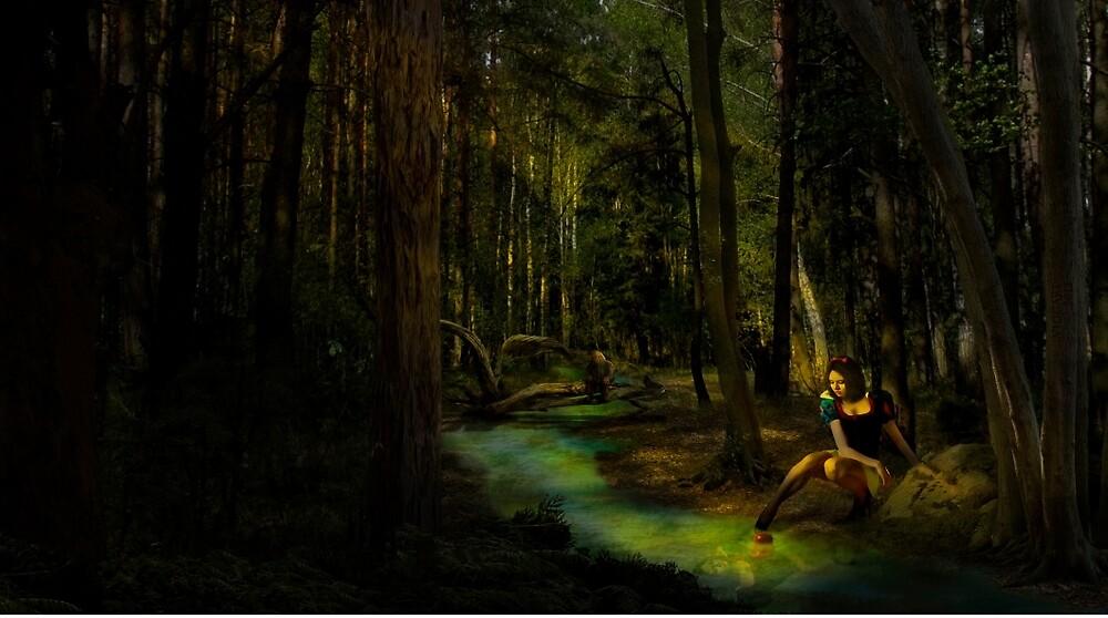 Snow White by VIGGART