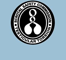 Scrotal Safety Commissioner T-Shirt