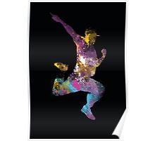 hip hop galaxy 2 Poster