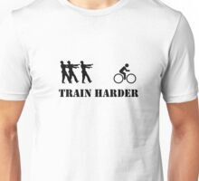 Zombie Bike Training Unisex T-Shirt