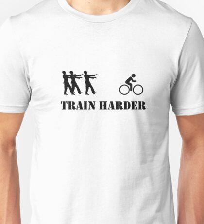 Zombie Bike Training Unisex T-Shirt