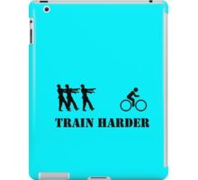 Zombie Bike Training iPad Case/Skin
