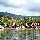 Lake Toba - Indonesia by Arie Koene