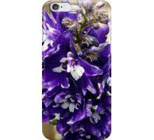 Purple Joy iPhone Case/Skin