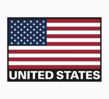 United States Flag by FlagTown