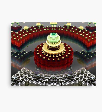 Seven Layer Dream Cake Canvas Print
