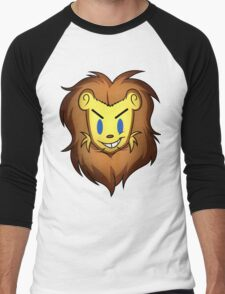 Clash the Lion Men's Baseball ¾ T-Shirt