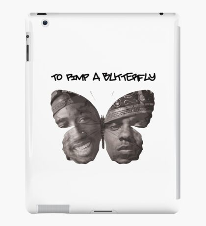 To Pimp A buterfly by Kendrick lamar iPad Case/Skin