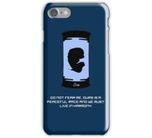 Firefly: Live in Harmony iPhone Case/Skin