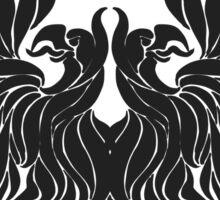 Dragon Age Origins - Gray Warden - In Peace Vigilance Sticker