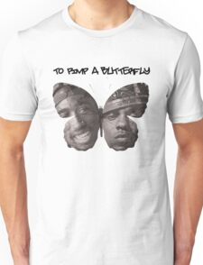 To Pimp A buterfly by Kendrick lamar Unisex T-Shirt