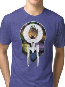 Enterprise Falcon Tri-blend T-Shirt
