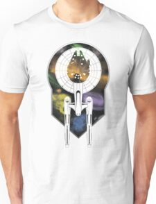 Enterprise Falcon Unisex T-Shirt