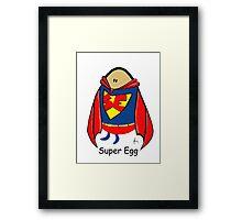 Super Egg Framed Print