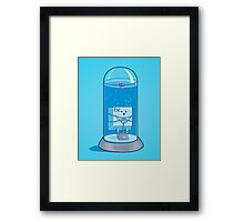 The Escape Artist Framed Print