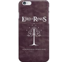 The Lord of the Rings : The War of the Ring iPhone Case/Skin