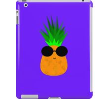 Sassy Pineapple Is Ready For The Beach iPad Case/Skin