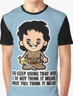 Lil Inigo Graphic T-Shirt