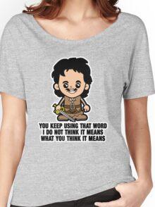 Lil Inigo Women's Relaxed Fit T-Shirt