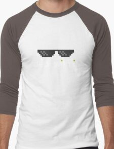 deal with it (white text) T-Shirt