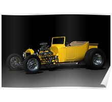 1927 Ford Bucket T Poster
