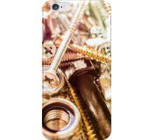 Construction worker hardware phone iPhone Case/Skin