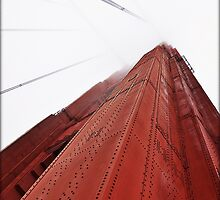 Golden Gate Bridge, San Francisco by Chris Roberts