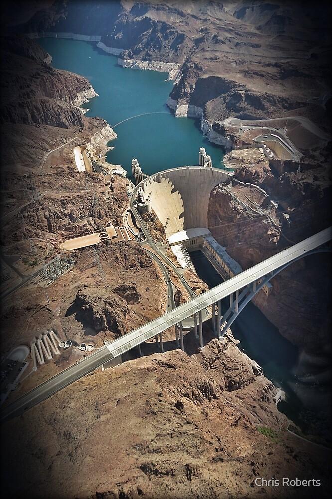Hoover Dam, Nevada/ Arizona by Chris Roberts