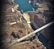 Hoover Dam, Nevada/ Arizona by Chris Roberts
