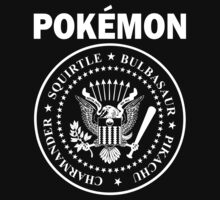 Gotta Punk 'em All (Dark Tee) Kids Clothes