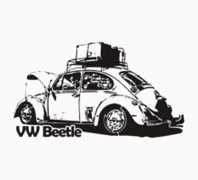 VW beetle Stencil by Siegeworks .