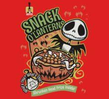 Snack O'Lanterns! Kids Tee