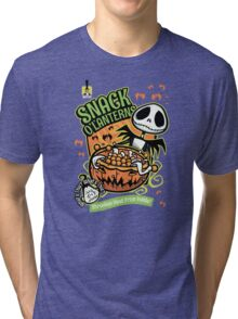 Snack O'Lanterns! Tri-blend T-Shirt